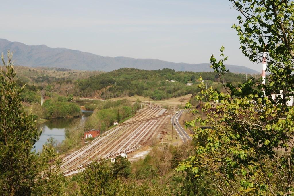 CH RR Yard – 2007