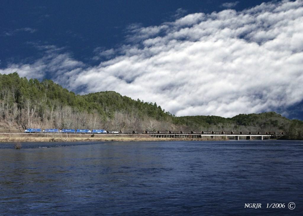 Calcine Train at Reliance