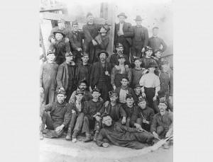 Copper Miners Ducktown
