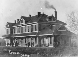 Etowah Railway Depot