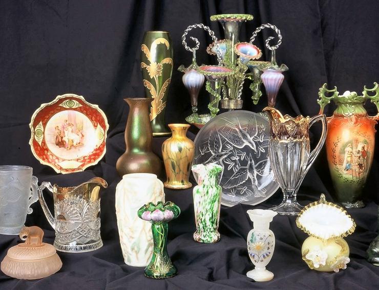 McMinn Living Heritage Museum-glassware-r