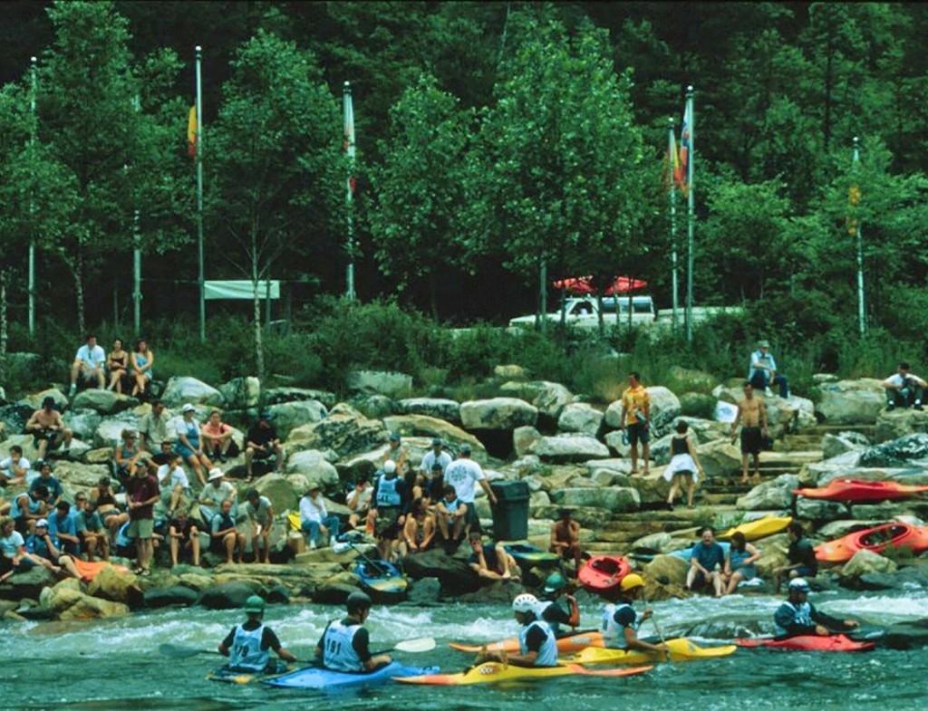 OWWC – w Kayaks