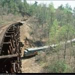 The Hiwassee Rail Loop 1986