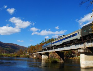 Hiwassee Loop Dome Train Ride