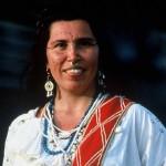 Cherokee womanR