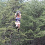 Ocoee River Ziplines & Canopy Tour
