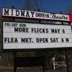 Swingin Midway DriveIn Theatre
