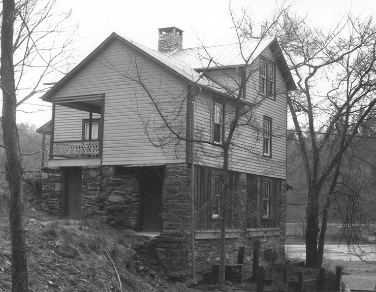 L&N Watchman's House